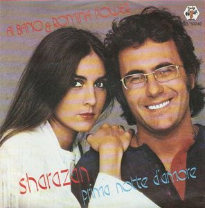Al Bano & Romina Power - Sharazan + Prima Notte D' Amore (Vinylsingle)