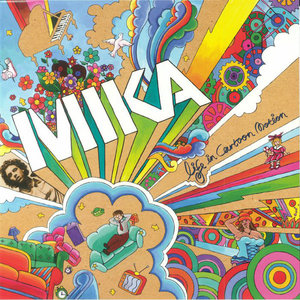 MIKA - LIFE IN CARTOON MOTION (Vinyl LP)