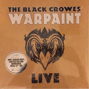 BLACK CRIOWES - WARPAINT LIVE (Vinyl LP)