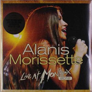 ALANIS MORISSETTE - LIVE AT MONTREUX 2012 (Vinyl LP)