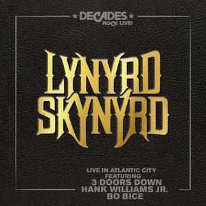 LYNYRD SKYNYRD - LIVE IN ATLANTIC CITY (Vinyl LP)