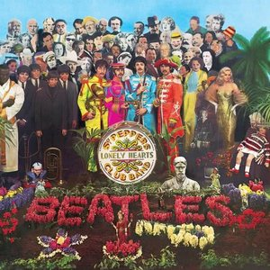 BEATLES - SGT.PEPPER'S LONELY HEARTS CLUB BAND  -ANNIVERS- (Vinyl LP)