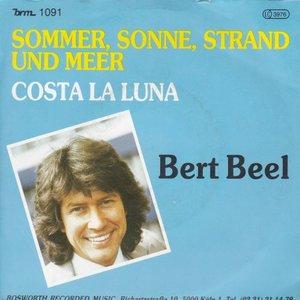 Bert Beel - Sommer, Sonne, Strand Und Meer + Costa La Luna (Vinylsingle)