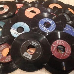 Decoratie Platen 75 Vinylsingles