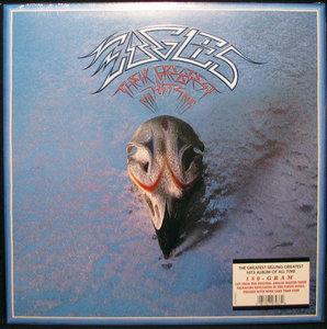 THE EAGLES - THEIR GREATEST HITS 1971-1975 (Vinyl LP)