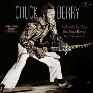 CHUCK BERRY - ROCKIN' AT THE HOPS -COLOURED- (Vinyl LP)