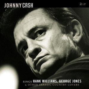JOHNNY CASH - SINGS HANK WILLIAMS (Vinyl LP)