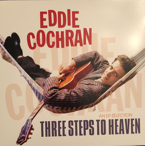 EDDIE COCHRAN - THREE STEPS TO HEAVEN (Vinyl LP)