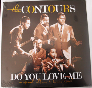 CONTOURS - DO YOU LOVE ME (Vinyl LP)