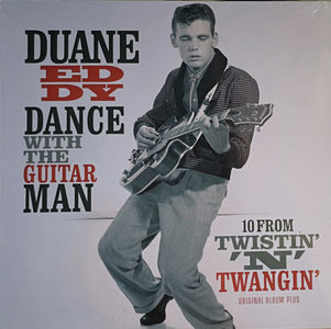 DUANE EDDY - DANCE WITH THE GUITAR MAN (Vinyl LP)