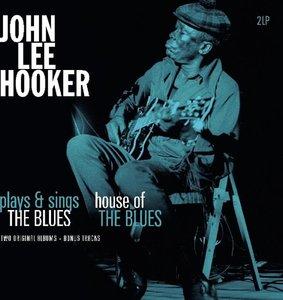 JOHN LEE HOOKER - PLAYS AND SINGS THE BLUES (Vinyl LP)