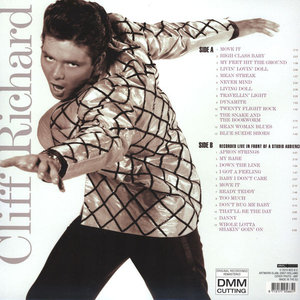 CLIFF RICHARD - CLIFF ROCKS (Vinyl LP)