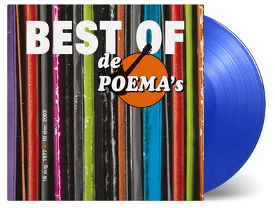 DE POEMA'S - BEST OF DE POEMA'S -COLOURED- (Vinyl LP)
