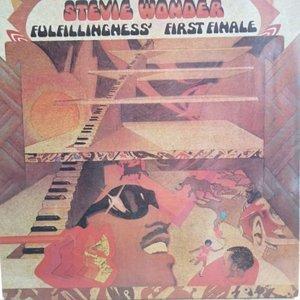 Stevie Wonder - Fulfillingness' First Finale (Vinyl LP)