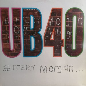 UB40 - Geffery Morgan (Vinyl LP)