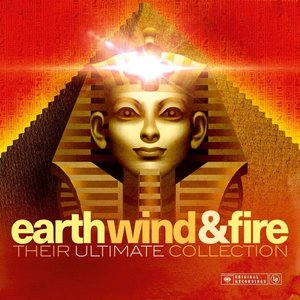 EARTH WIND & FIRE - THEIR ULTIMATE COLLECTION (Vinyl LP)