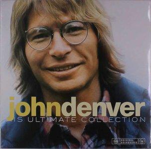 JOHN DENVER - HIS ULTIMATE COLLECTION (Vinyl LP)