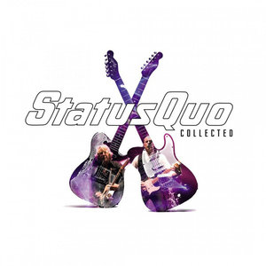 STATUS QUO - COLLECTED (Vinyl LP)