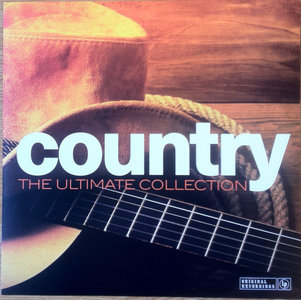 VARIOUS - COUNTRY - THE ULTIMATE COLLECTION (Vinyl LP)