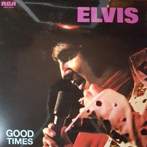 ELVIS PRESLEY - GOOD TIMES -COLOURED- (Vinyl LP)