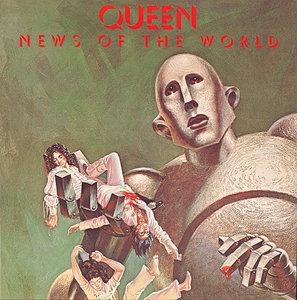 QUEEN - NEWS OF THE WORLD (Vinyl LP)