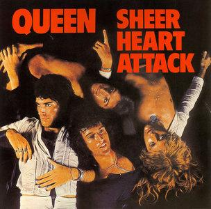 QUEEN - SHEER HEART ATTACK (Vinyl LP)