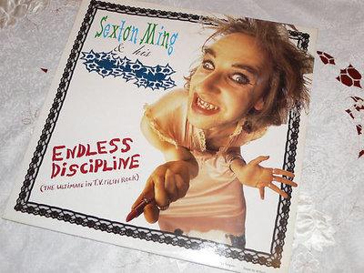 Sexton Ming - Endless Discipline (Vinyl LP)