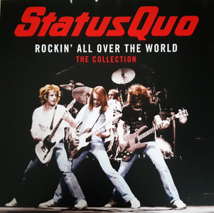 STATUS QUO - ROCKIN' ALL OVER THE WOLRD -THE COLLECTION- (Vinyl LP)