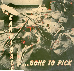The Cannibals - Bone To Pick (Vinyl LP)