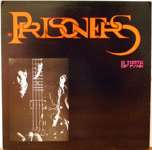 The Prisoners - A Taste Of Pink (Vinyl LP)