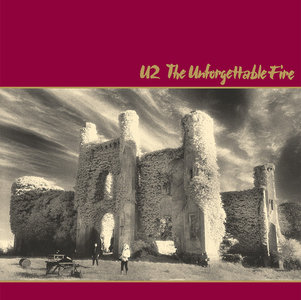U2 - THE UNFORGETTABLE FIRE (Vinyl LP)