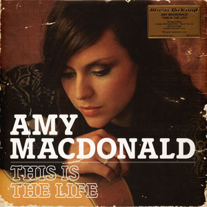 AMY MACDONALD - THIS IS THE LIFE (Vinyl LP)