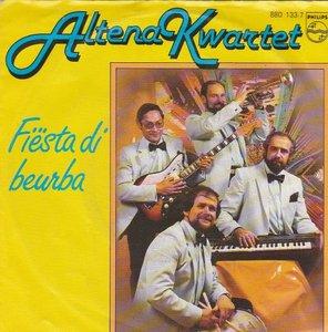 Altena Kwartet - Fiesta di beurda + Juno (Vinylsingle)