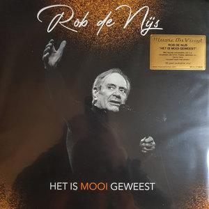 ROB DE NIJS - T IS MOOI GEWEEST (Vinyl LP)
