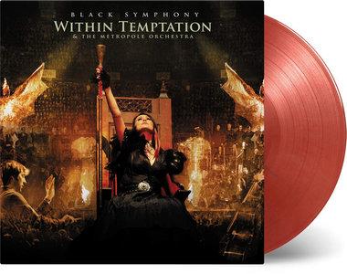 WITHIN TEMPTATION - BLACK SYMPHONY -COLOURED- (Vinyl LP)