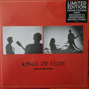 KINGS OF LEON - WHEN YOU SEE YOURSELF -COLOURED- (Vinyl LP)