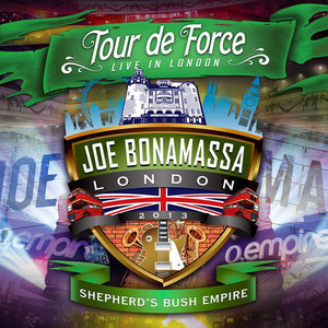 JOE BONAMASSA - TOUR DE FORCE -LIVE IN LONDON SHEPHERD'S BUSH EMPIRE- (Vinyl LP)