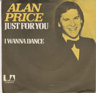 Alan Price - Just for you + Baby of mine (Vinylsingle)