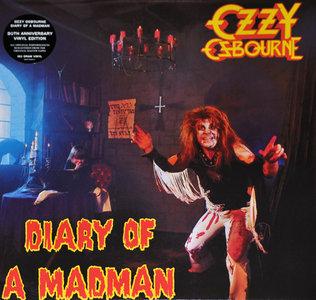 OZZY OSBOURNE - DIARY OF A MADMAN (Vinyl LP)