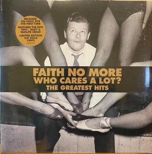 FAITH NO MORE - WHO CARES A LOT? GREATEST HITS -COLOURED- (Vinyl LP)