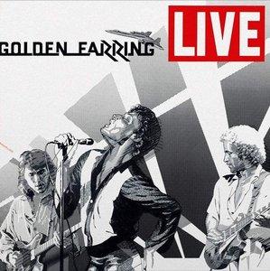 GOLDEN EARRING - LIVE -WHITE COLOURED VINYL- (Vinyl LP)