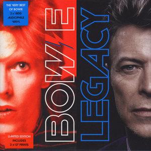 DAVID BOWIE - LEGACY (Vinyl LP)