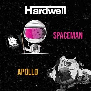 Hardwell - Apollo + Spaceman (Vinylsingle)