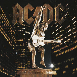 AC/DC - STIFF UPPER LIP (Vinyl LP)