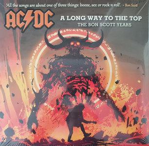 AC/DC - A LONG WAY TO THE TOP -BON SCOTT YEARS- (Vinyl LP)
