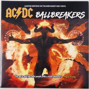 AC/DC - BALLBREAKERS (Vinyl LP)