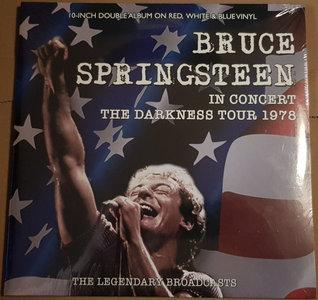 BRUCE SPRINGSTEEN - IN CONCERT -THE DARKNESS TOUR 1978- (Vinyl LP)