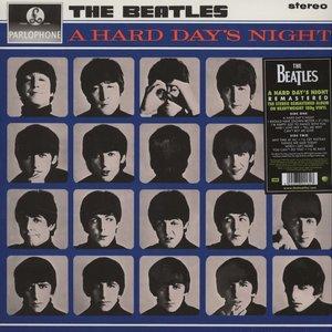 THE BEATLES - A HARD DAY'S NIGHT (Vinyl LP)