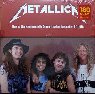 METALLICA - Live At The Hammersmith Odeon -COLOURED- (Vinyl LP)