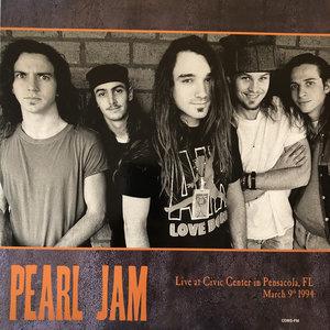 PEARL JAM - Live At Civic Center In Pensacola -COLOURED- (Vinyl LP)